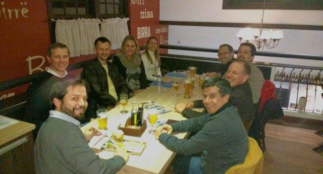 Troca de experiências e conhecimentos no 3º Talk, Beer e TI