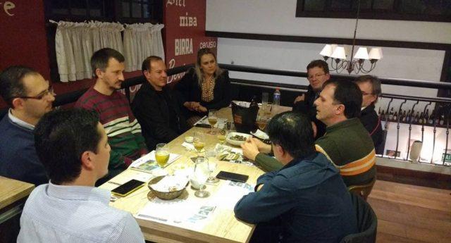Empresa Sinapsys foi o case do 4º Talk, Beer e TI