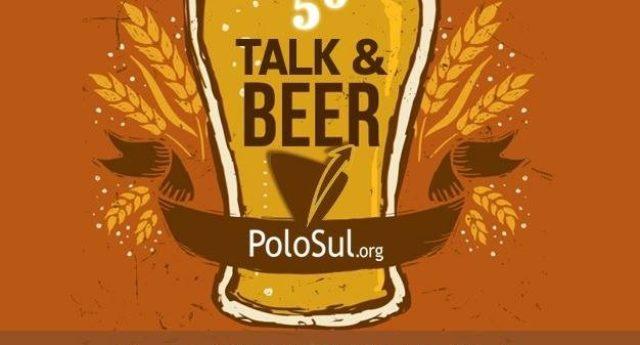 Participe do 5º Talk, Beer e TI