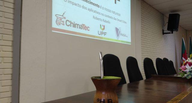 Chimatec tem adesão de 60 participantes