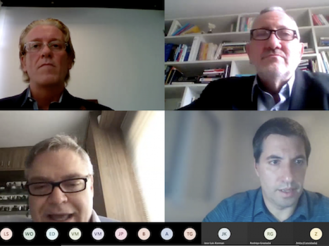 Webinar reúne secretário de inovação e especialistas para discutir temas do setor eletroeletrônico
